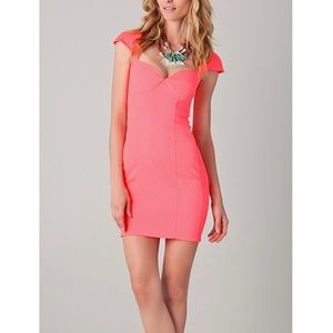 Torn by Ronny Kobo Mini Dress